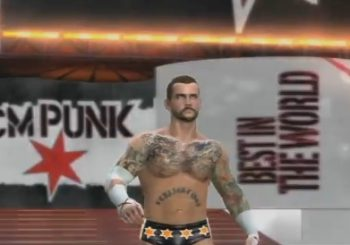WWE '12 Is Complete Says THQ
