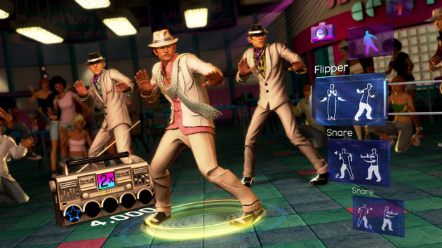 Dance Central DLC Discounted to Celebrate Dance Central 2