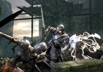 Experience Dark Souls 2 up close in this live-action teaser trailer
