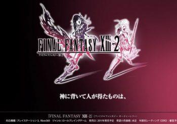 Final Fantasy XIII-2 DLC Announced For Japan