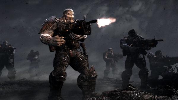Gears of War 3 Brings Pumpkin Heads to Multiplayer