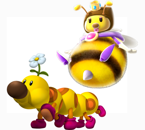 Two New Character Join the Crew in Mario Kart 7