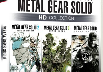 Metal Gear Solid HD Collection Delayed in Europe