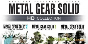 Metal Gear Solid HD Collection To Also Be A Downloadable Title