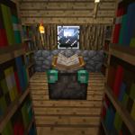Minecraft beta 1.9 1.10 enchantment table