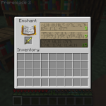 Minecraft beta 1.9 1.10 enchantment table image 2