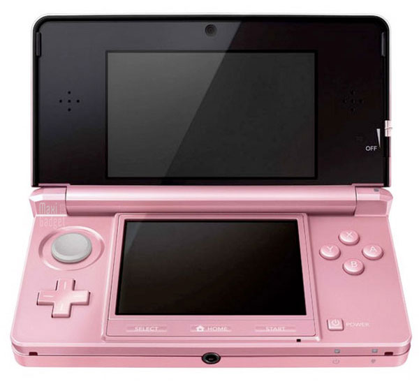 Pink 3DS Proves To Be Popular In Japan