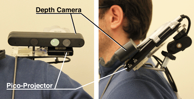 Kinect's OmniTouch to be Next Technological Leap?
