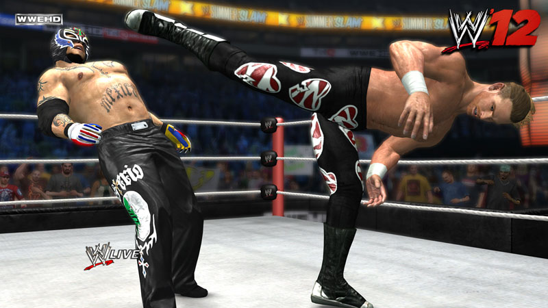 First WWE '12 DLC Pack Revealed; Includes Shawn Michaels