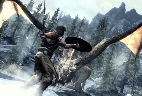 Skyrim Will Include the Ability to Summon a Dragon Ally
