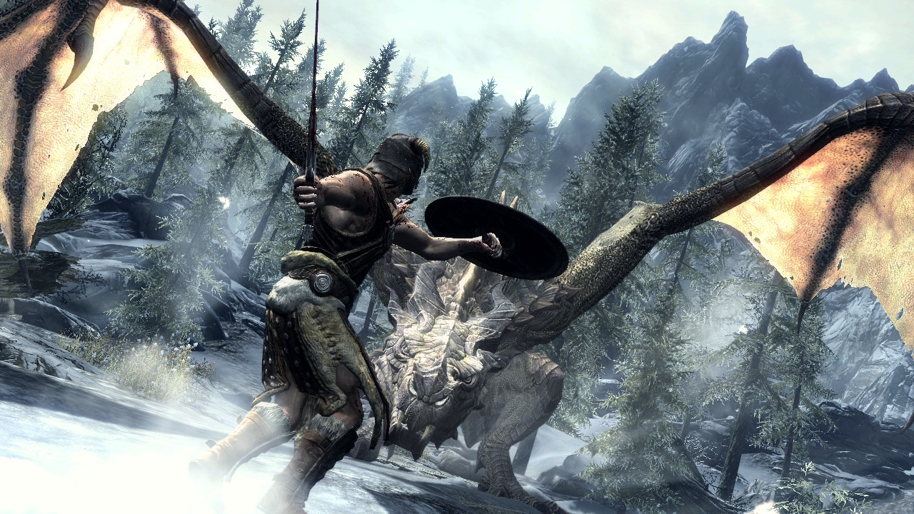 Elder Scrolls V: Skyrim Trophies Revealed - Just Push Start