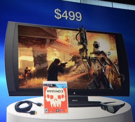 Sony 3D Display Release Date Announced