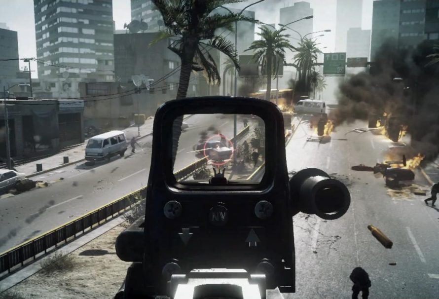 Battlefield 3 For PS3 Receives a Patch Today
