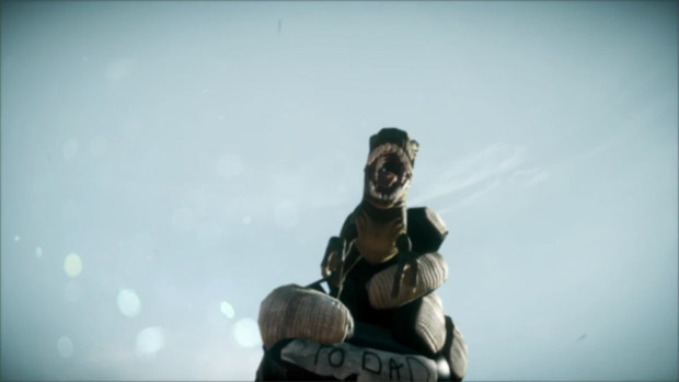 The Truth Behind Battlefield 3's Dinosaur