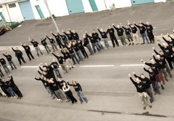 Eve Online Developers CCP Axe 120 Staff