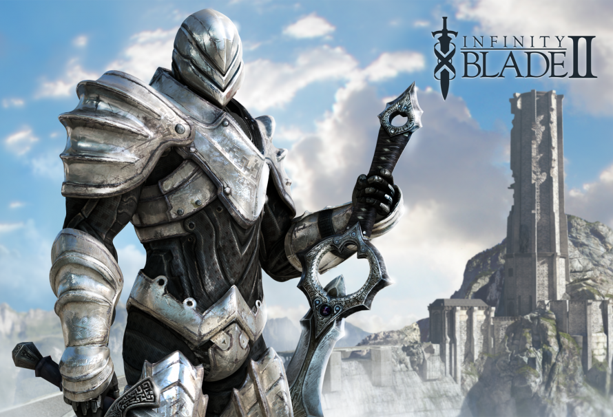 Infinity Blade 2 has a release date.