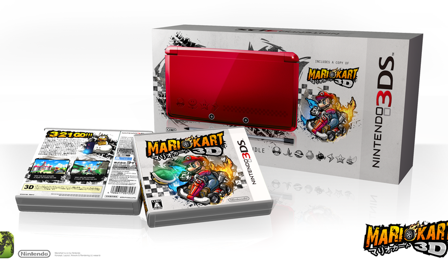 Mario Kart 3DS gets social with a slew of community features