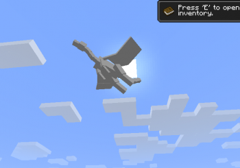 Notch Reveals Dragons For Minecraft