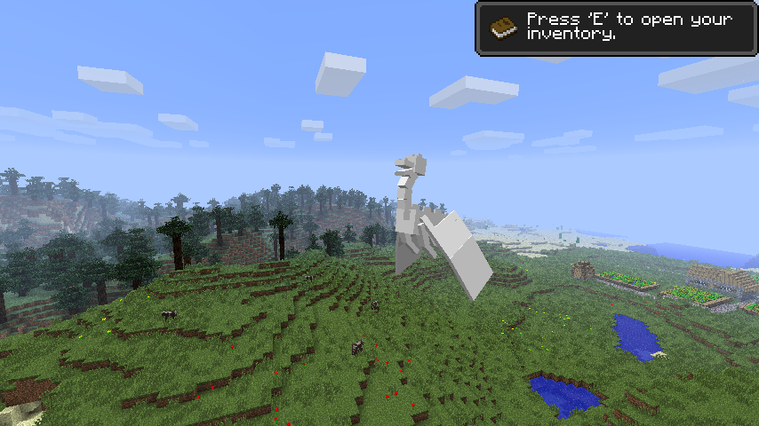"""Two Days Until A Minecraft """"Feature Freeze"""""""