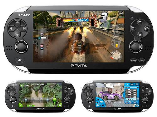 Mod Nation Racers Vita Officially Named