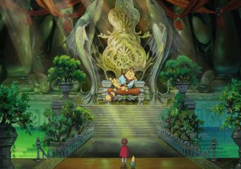 Ni No Kuni: Wrath of the White Witch Coming to North America in 2012