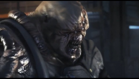 Nemesis Confirmed In Resident Evil: Operation Raccoon City