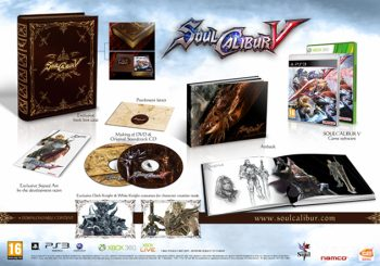 Soul Calibur V Collector's Edition Announced And Pictured