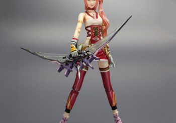 Final Fantasy XIII-2 Serah Figure Picture Gallery