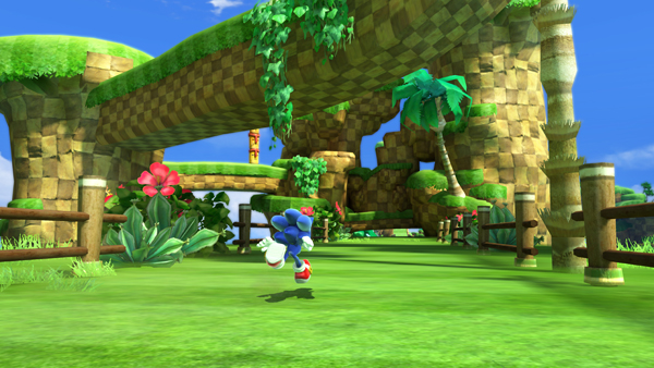 Sonic Generations Coming to the 3DS As Well