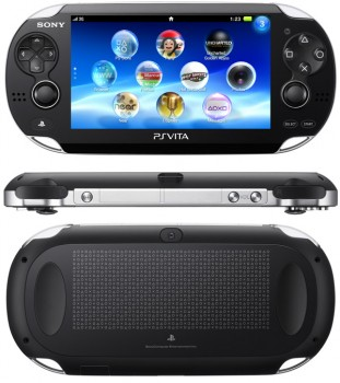 PS Vita is Not Competing With 3DS or iPad