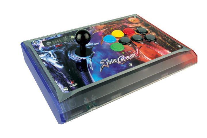 Soul Calibur V Arcade FightStick Revealed