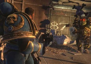 Warhammer 40,000: Space Marine Gets Co-Op DLC Today