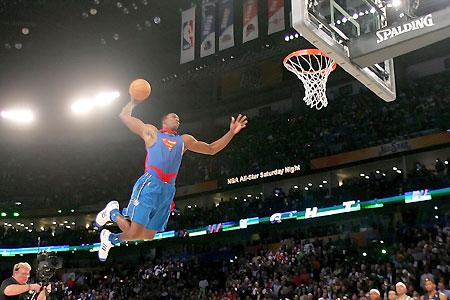 No Slam Dunk Contest In NBA 2K12