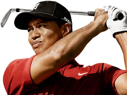Tiger Woods Makes The Cut To Be Cover Athlete Of PGA Tour 13