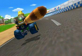 Mario Kart 7 will get you Tanooki