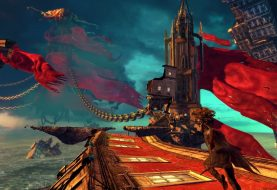 New DmC Devil May Cry Screenshots Released