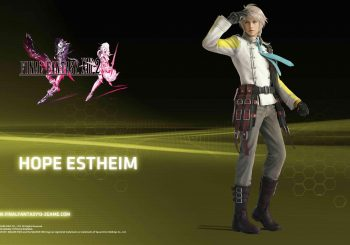 Two Final Fantasy XIII-2 Wallpapers For Your Enjoyment