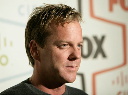 24's Keifer Sutherland To Voice Japanese Game Character?