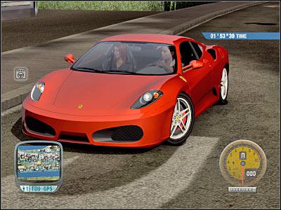 Test Drive: Ferrari Coming 2012