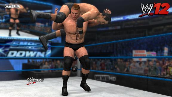 WWE '12 Is Biggest Pre-Order In WWE Video Game History