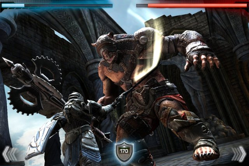 Infinity Blade 2 Pricing Confirmed