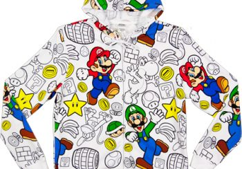 Newest Mario & Luigi Hoodie Now For Sale