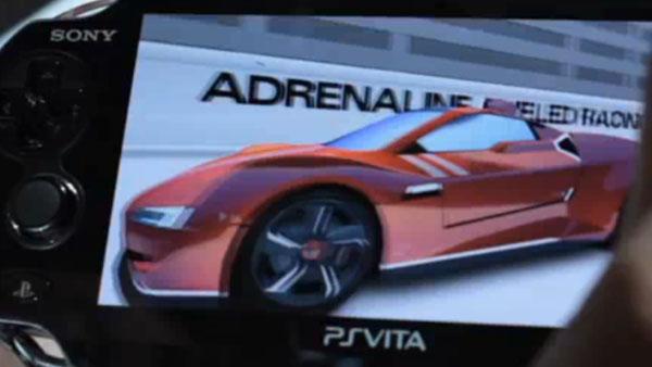 Ridge Racer Vita Trailer Hits the Web