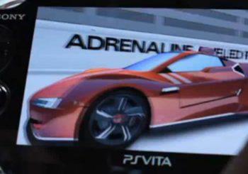 Ridge Racer Vita Contains Five Cars and Three Tracks
