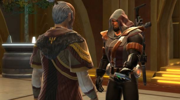 One Million Hours Logged in a Single Weekend for Star Wars: The Old Republic Beta