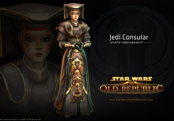 New Star Wars: The Old Republic Trailer Features Jedi Consular