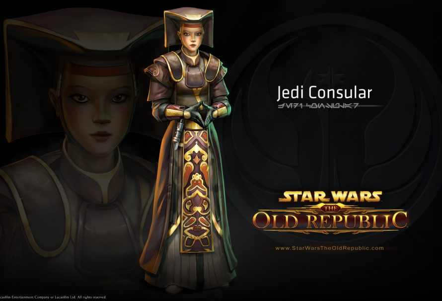 New Star Wars The Old Republic Trailer Features Jedi Consular Just Push Start