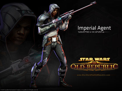 I Want to Be an Imperial Agent in Star Wars: The Old Republic