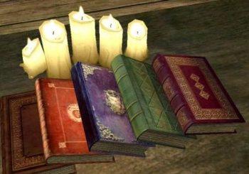 Get All Skyrim Books...on Your Kindle?