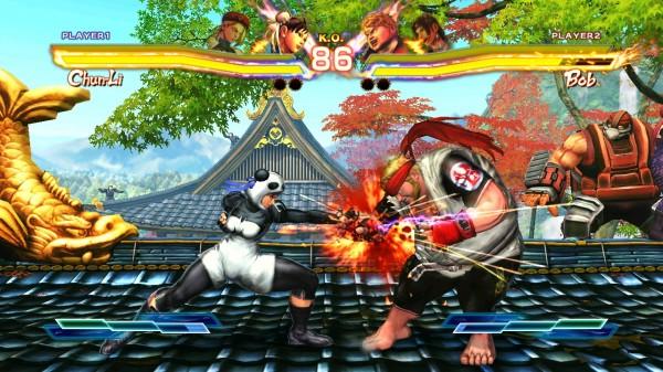 Street Fighter X Tekken Sure Has Some Interesting Alternate Costumes